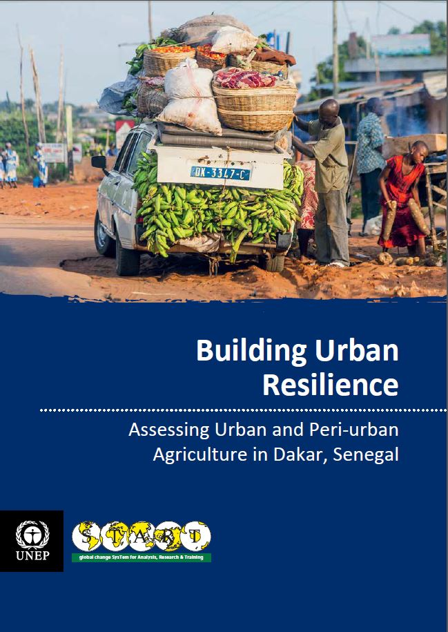 Building Urban Resilience: Assessing Urban and Peri-urban Agriculture in Dakar-French