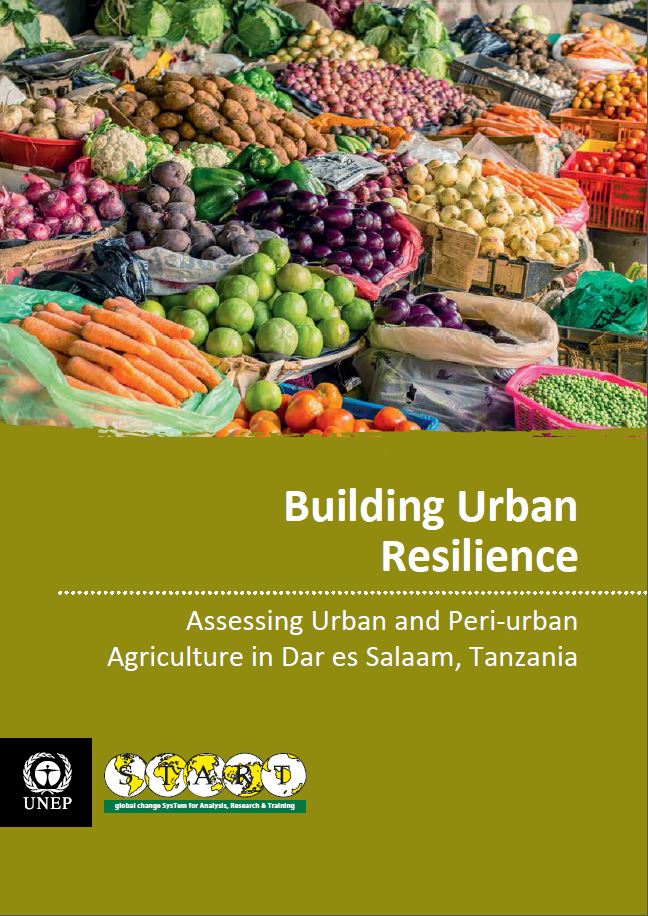 Building Urban Resilience: Assessing Urban and Peri-urban Agriculture in Dar es Salaam