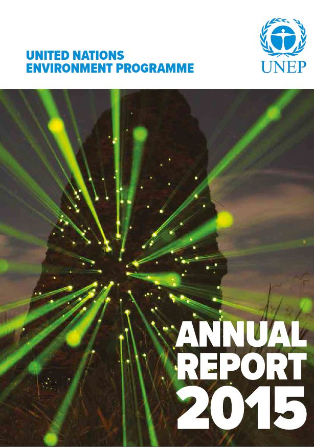 UNEP 2015 Annual Report